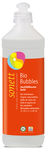 Baloane de sapun ecologice 500ml, Sonett 0
