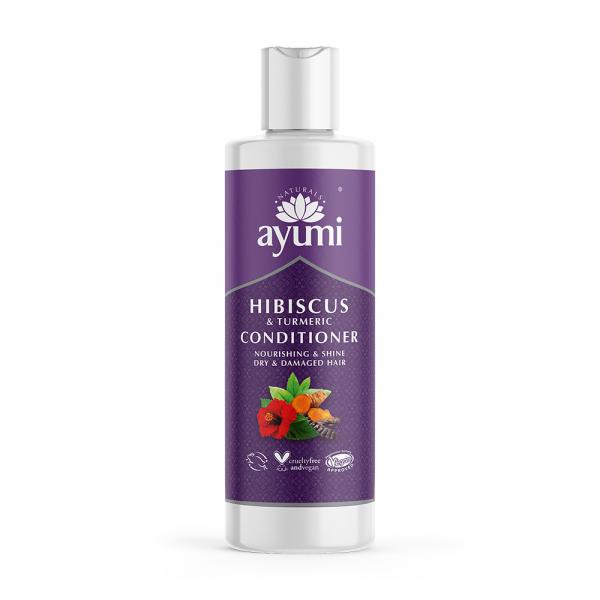 Balsam hidratant pentru par uscat si deteriorat, Ayumi, 250 ml 0