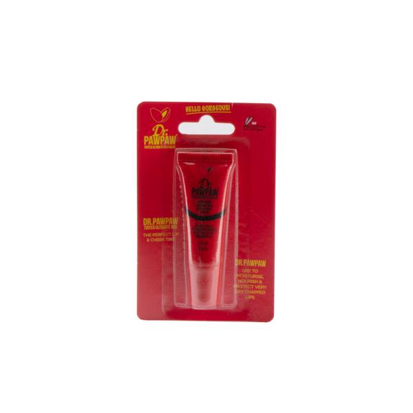 Balsam multifunctional, nuanta Red, 10ml, Dr PawPaw [0]