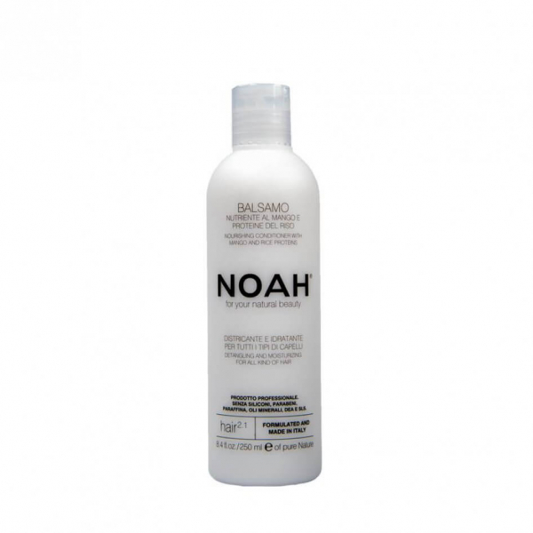 Balsam natural nutritiv si hidratant cu mango (2.1), Noah, 250 ml [0]