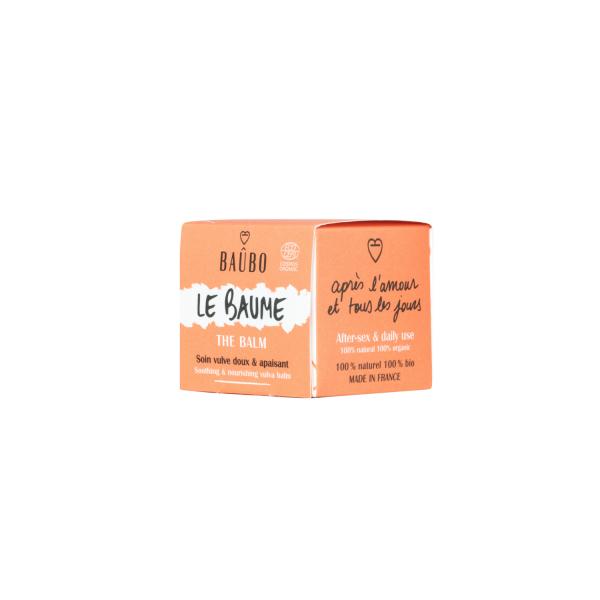 Balsam pentru zona intima, Baubo, 50 ml 3
