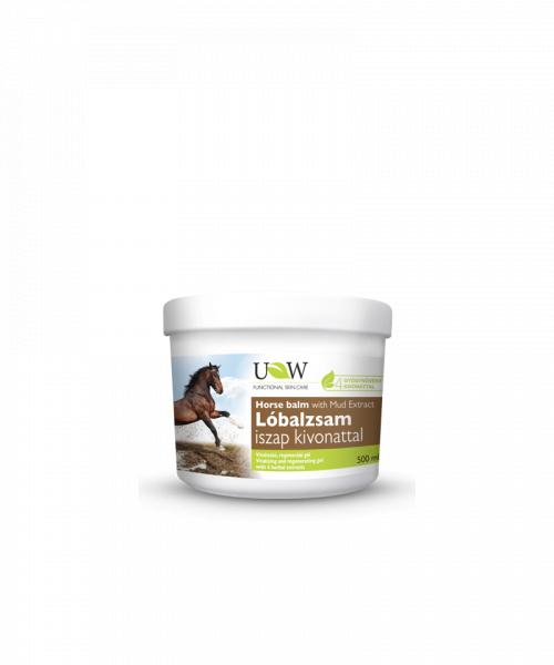Balsam puterea Calului cu Namol, 500ml, Herbavit 0