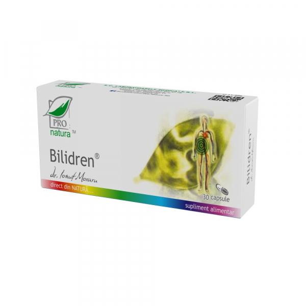 Bilidren, 30 capsule, Medica 0