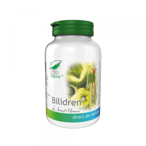Bilidren, 60 capsule, Medica 0