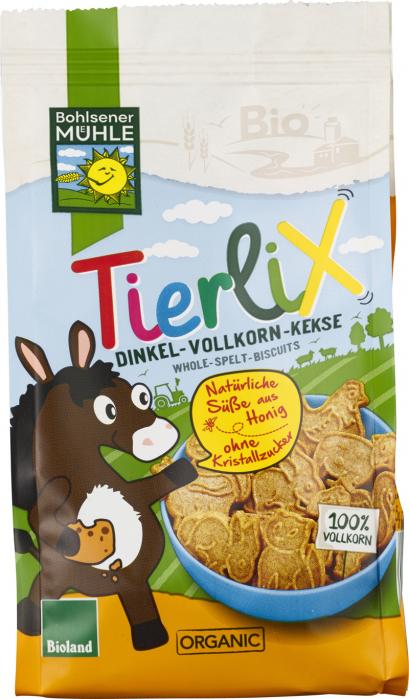 Biscuiti animalute din spelta integrala indulciti cu miere bio [0]