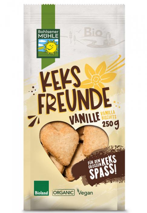 Biscuiti bio cu vanilie [0]