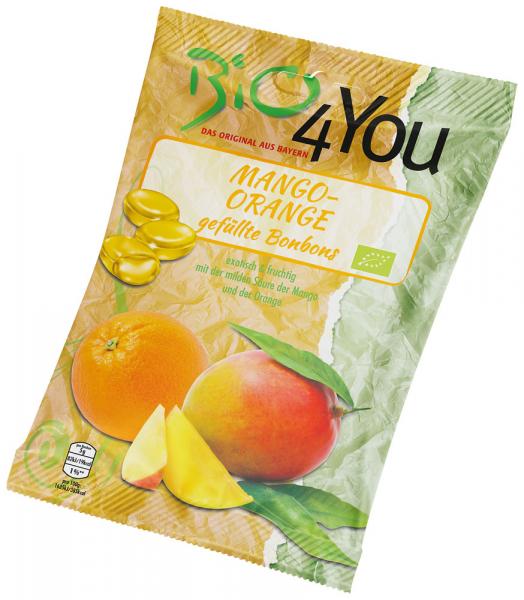 Bomboane bio cu mango si portocala [0]