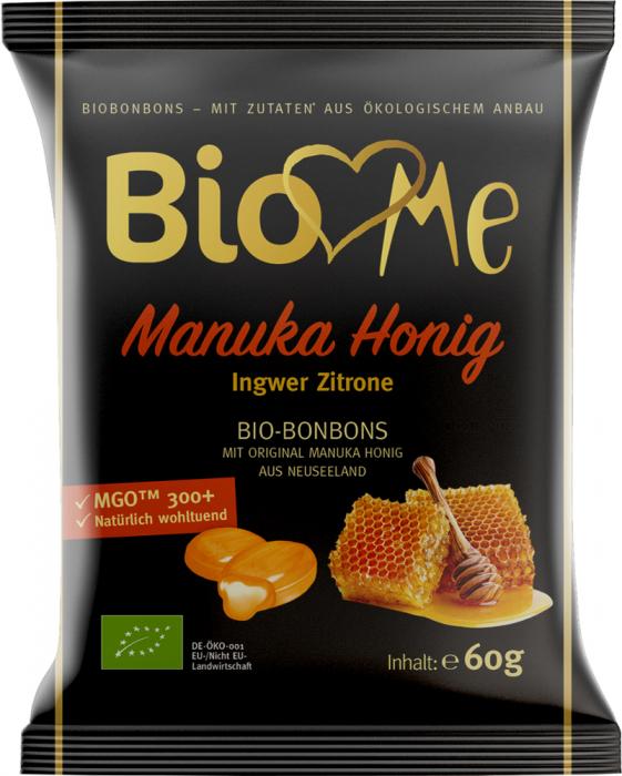 Bomboane cu miere de Manuka si ghimbir [0]