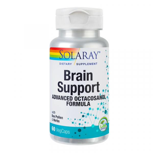 Brain Support, 60 capsule, Secom 1