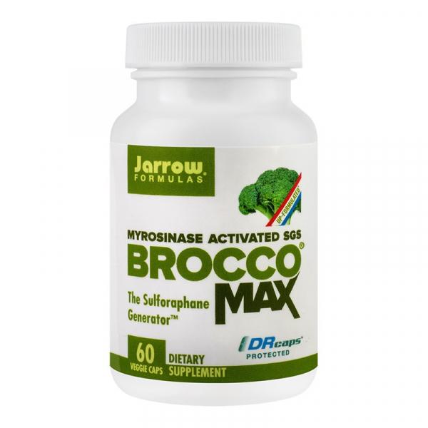 Broccomax 385 mg Jarrow Formulas, 60 capsule, Secom 1