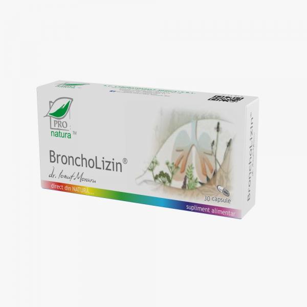 BronchoLizin, 30 capsule, Medica [0]