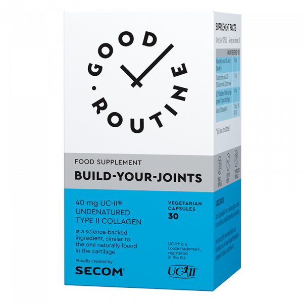 Build-your-joints, 30 capsule, SECOM GOOD ROUTINE 0