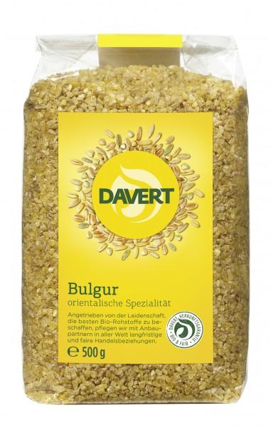 Bulgur bio 500g DAVERT 0
