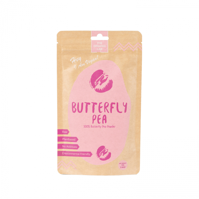 Butterfly pea [0]