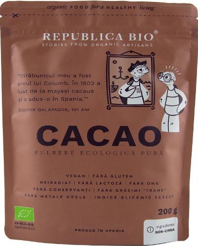 Cacao bio 0