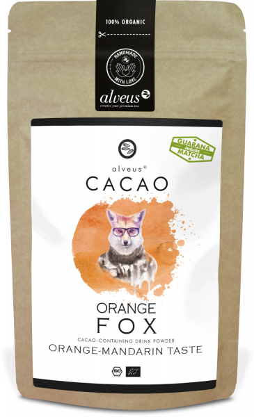 Cacao BIO - Orange Fox 0