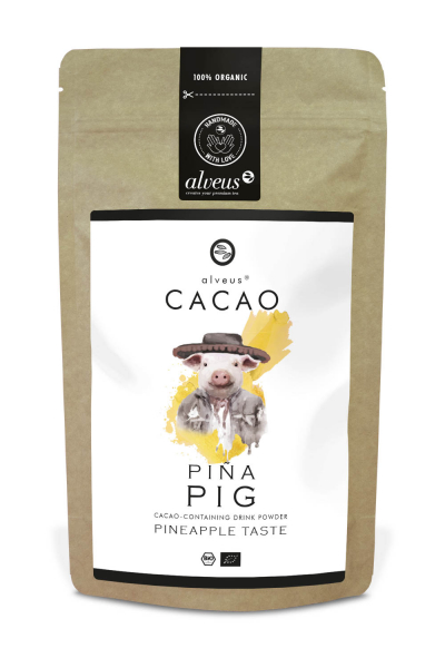 Cacao BIO - Piña Pig 0