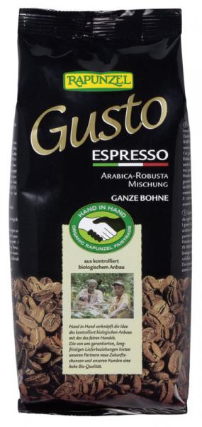 Cafea Bio Gusto Espresso boabe 0