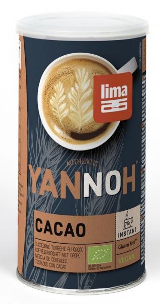 Bautura din cereale Yannoh Instant cu cacao eco 175g Lima 0