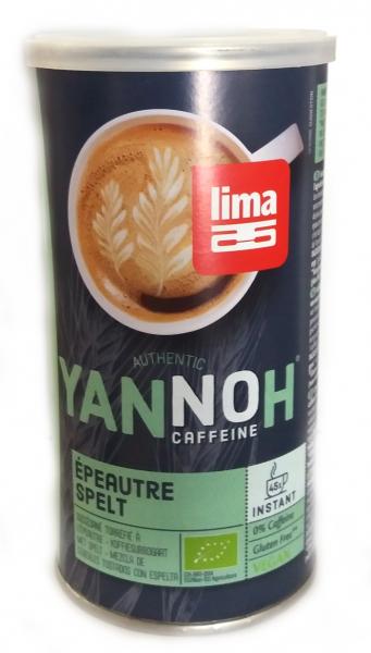 Cafea din cereale Yannoh® Instant cu spelta bio 90g 0