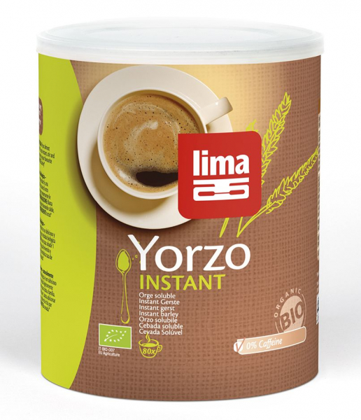 Cafea din orz Yorzo Instant 125g 0