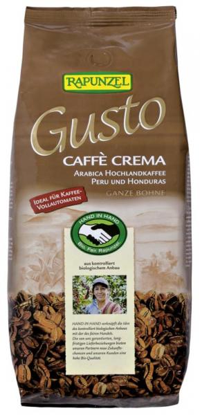 Cafea Gusto Crema boabe 0