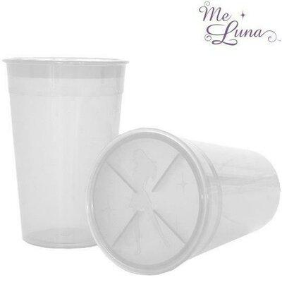 Cana din polipropilena pentru igienizarea cupei menstruale 150ml 0