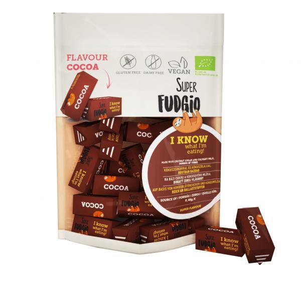 Caramele bio - aroma cacao 150g 0