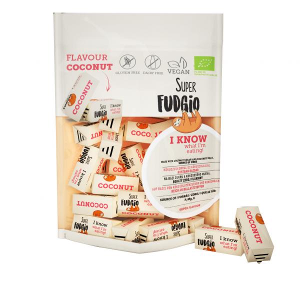 Caramele bio - aroma cocos 150g 0