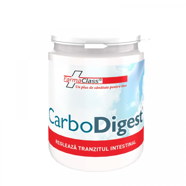 Carbodigest, 120 capsule, FarmaClass 0