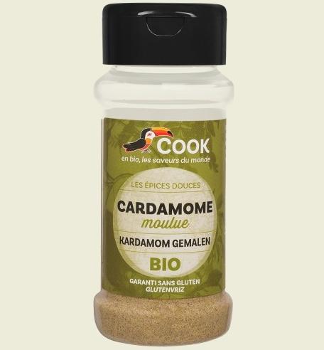 Cardamom macinat bio 35g Cook 0