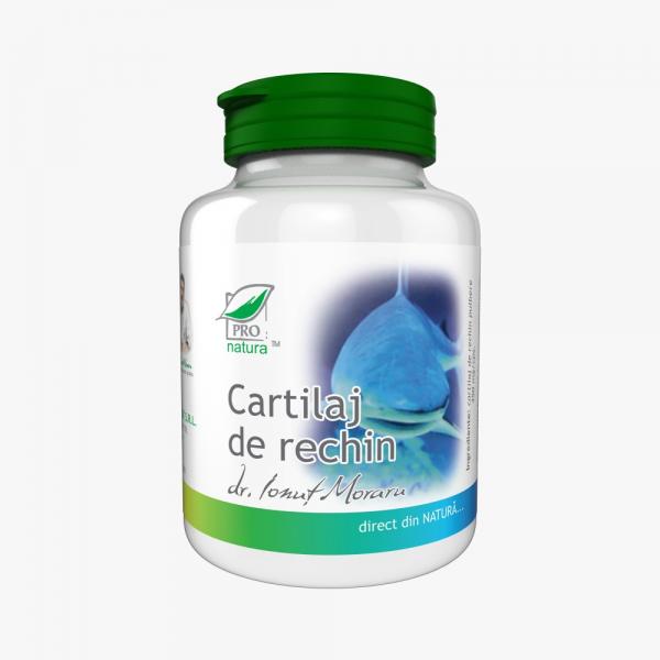 Cartilaj de rechin, 150 capsule, Medica 0