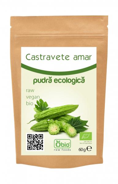 Castravete amar pudra bio 60g 0