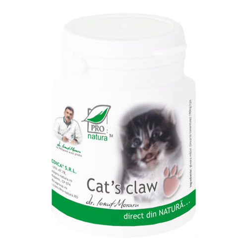 Cat's Claw, 200 capsule, Medica 0