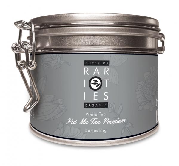 Ceai alb Bio - India Darjeeling Pai Mu Tan Premium 0
