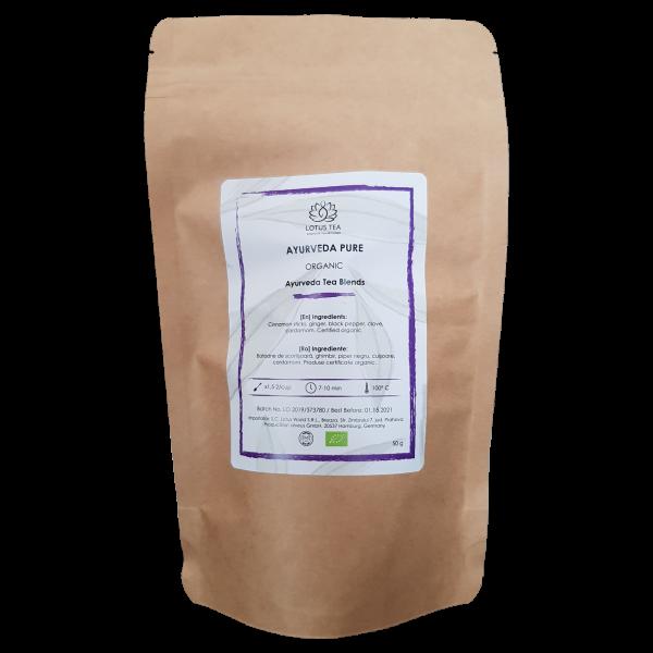 Ceai BIO plante - Ayurveda pure 1