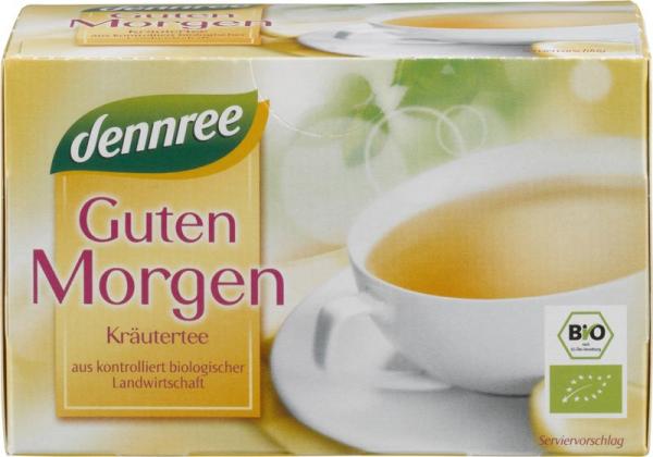 Ceai Bio Buna dimineata 0