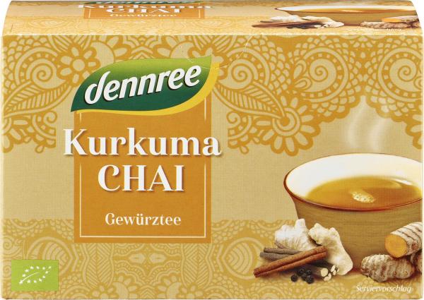Ceai bio Curcuma Chai 0