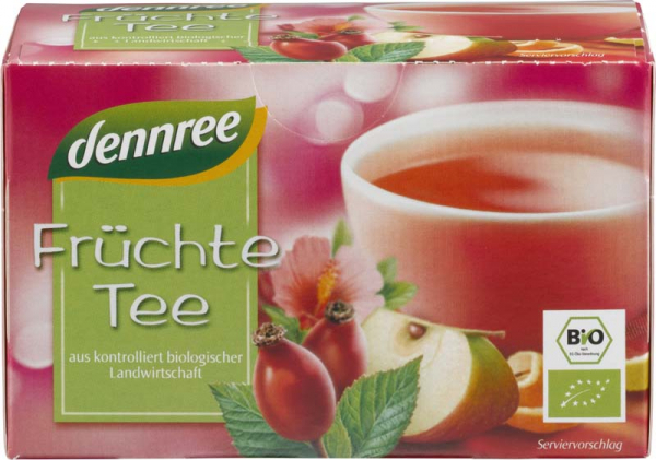 Ceai bio de fructe 0