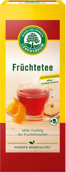 Ceai bio de fructe bio 0