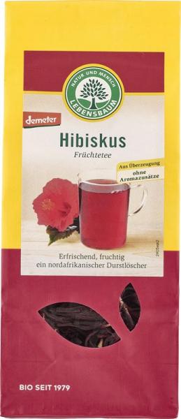 Ceai bio de hibiskus ecologic 0