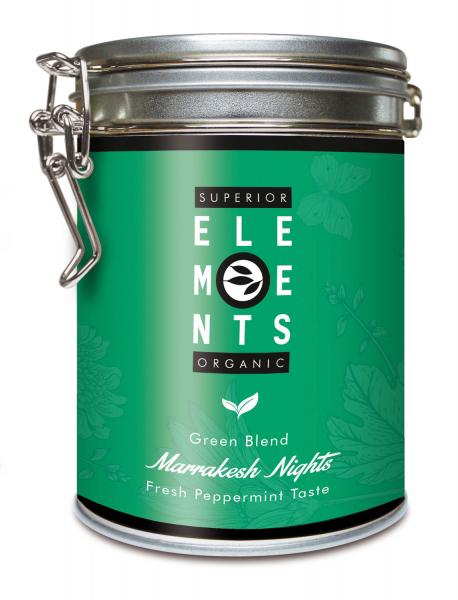 Ceai verde BIO - Marrakesh Nights [0]
