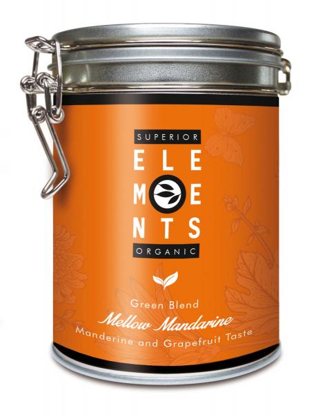 Ceai verde BIO - Mellow Mandarine [0]