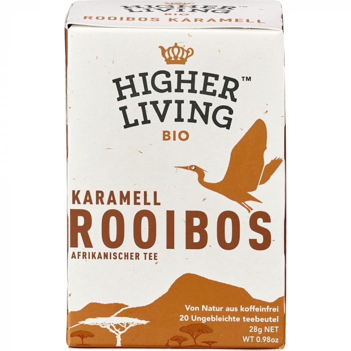 Ceai bio Rooibos caramel [0]