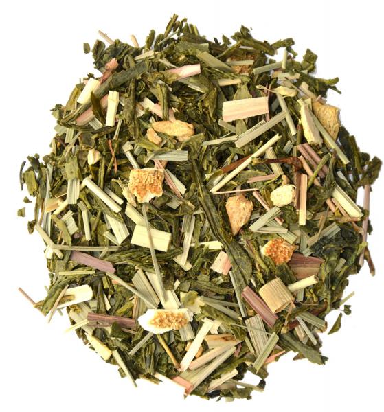 Ceai verde BIO - Smiling Buddha 1