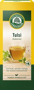 Ceai bio Tulsi Busuioc Indian 0