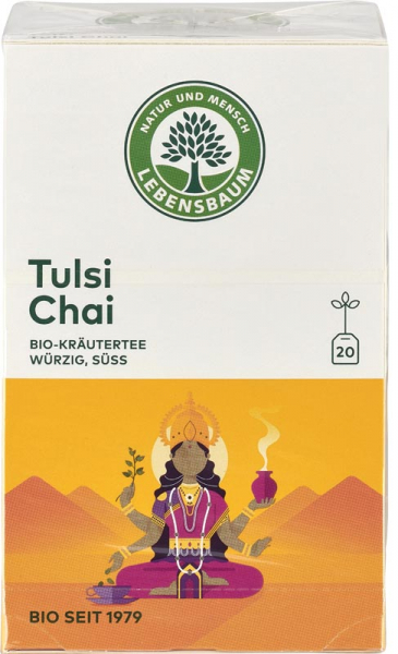 Ceai bio Tulsi Chai x20 plicuri 0