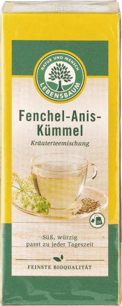 Ceai cu fenicul, anason si chimen [0]
