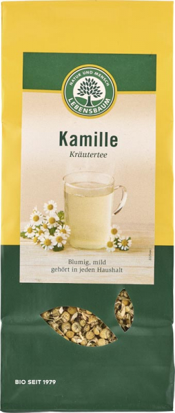 Ceai de musetel organic 0