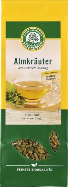 Ceai din ierburi alpine ecologic [0]